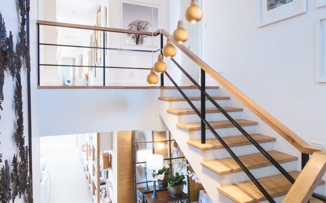 Comment adapter les escaliers et le couloir ?